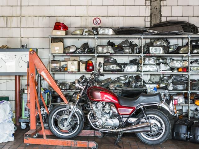 バイクのカスタムの順番って?ポイントや種類についてチェック!