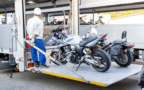 引越しの際は参考に! バイク輸送に欠かせないデポって何?