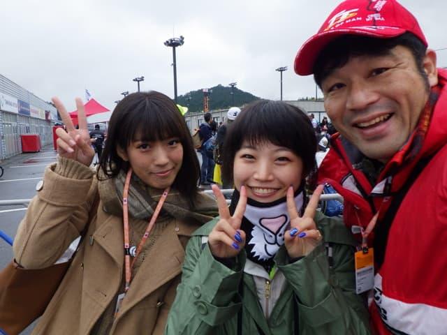 【スパ太郎コラム】<br />&nbsp;&nbsp;モトGP初心者ですが、MotoGPを観に行きました!