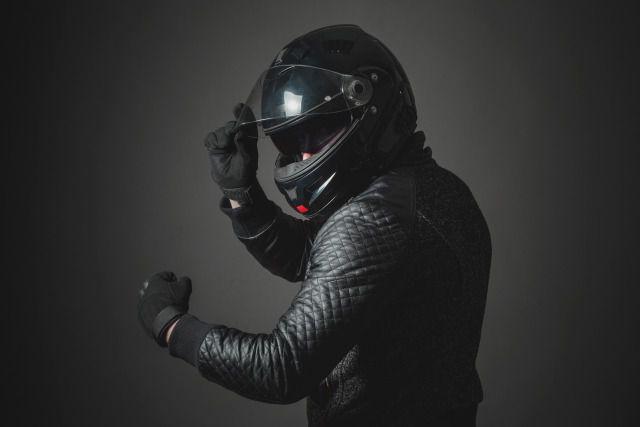 初めてバイクに乗る・・・・・ヘルメット選び