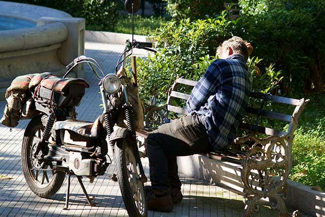 バイクに乗るとなぜ疲れる?快適にツーリングを楽しむための対処方法