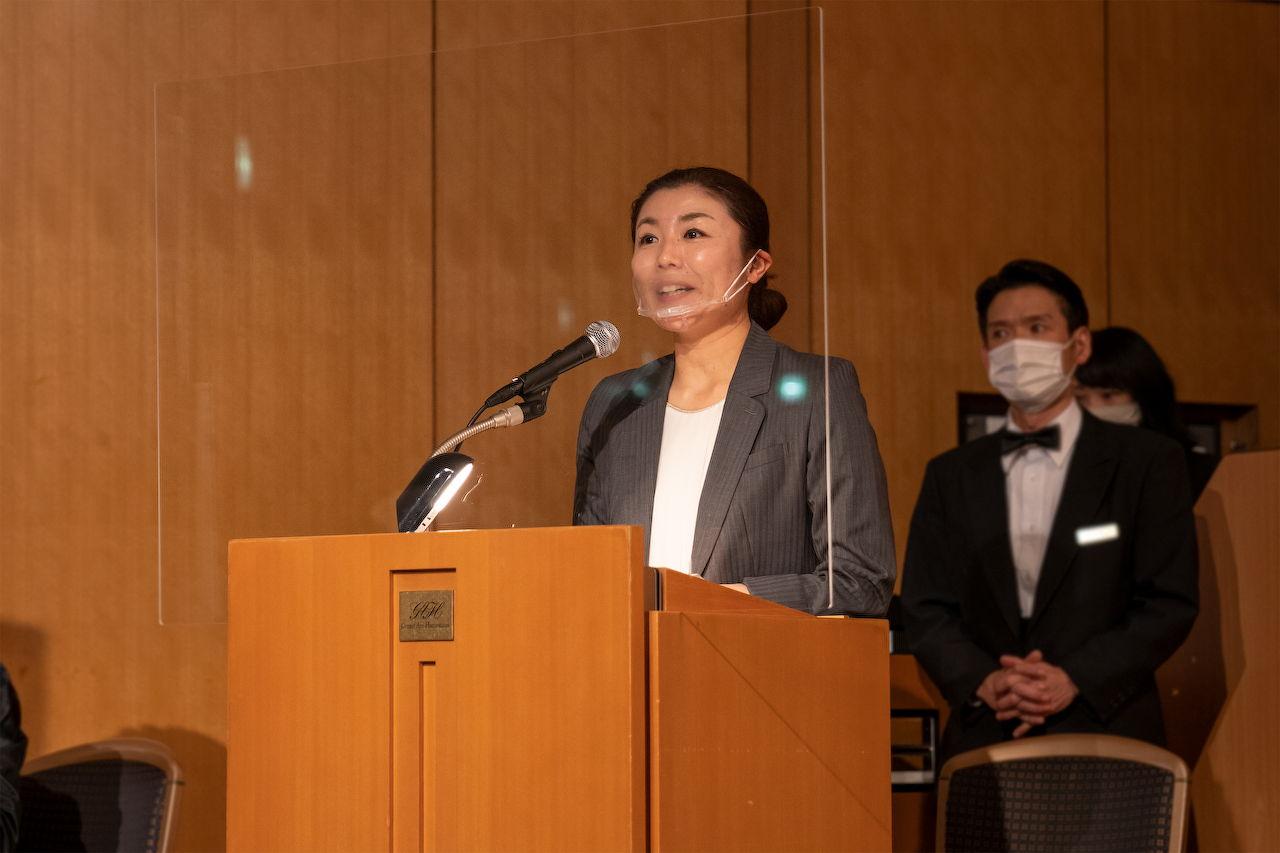 日本バイクオブザイヤー2020表彰式へ