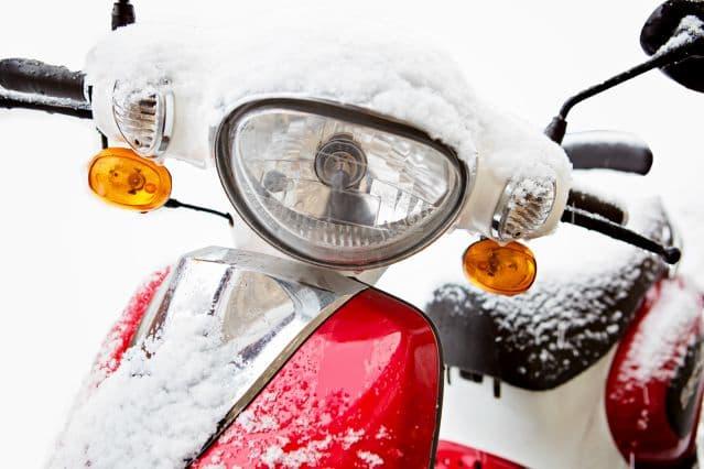 雪の日のバイクの思い出とトラウマ~しばコラ~